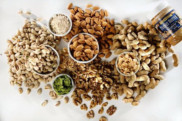 Nuts are one of the more nutritious snack foods out there.