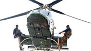 'Strike Back' debrief: How to jump out of a helicopter