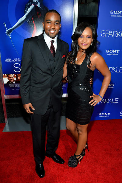 "Bobbi Kristina Brown is engaged -- or not. Or was but isn't now. Or something like that. Whatever it is, it's quite the teaser for ""The Houstons: On Our Own,"" which premieres later this month on Lifetime. The reality show features some of those closest to the late Whitney Houston, including brother and sister-in-law Gary and Patricia Houston, plus Bobbi Kristina, the singer's daughter with Bobby Brown, and Whitney's informally adopted ""son,"" Nick Gordon.  <br><br> <strong>Full story:</strong> <a target=""_blank"" href=""http://www.latimes.com/entertainment/gossip/la-et-mg-bobbi-kristina-brown-engaged-nick-gordon-whitney-houston-20121011,0,61608.story"">Bobbi Kristina Brown and Nick Gordon are … on a show together</a>"