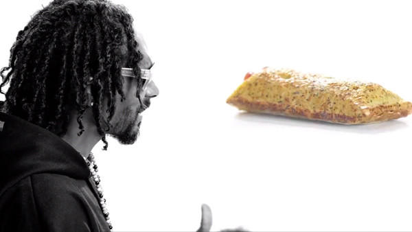 "Snoop fan? Hungry? Good news: The Long Beach rapper can sate both desires simultaneously. In a licensing agreement nearly as ridiculous as Devo's reworking of ""Whip It"" to score a Swiffer commercial -- but not as ill-advised as Mary J. Blige's McDonald's spot -- Snoop Lion (nee Dogg, nee Doggy Dogg) has reworked ""Drop It Like It's Hot"" to sell Hot Pockets. The refrain: ""Pocket like it's hot.""   <br><br>  <strong>Full story:</strong> <a target=""_blank"" href=""http://www.latimes.com/entertainment/music/posts/la-et-ms-snoop-dogg-hot-pockets-20121012,0,7386988.story"">WATCH: Snoop Dogg adapts 'Drop It Like It's Hot' to sell Hot Pockets</a>"