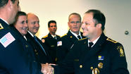 Pictures: Allentown Firefighters Awards Ceremony