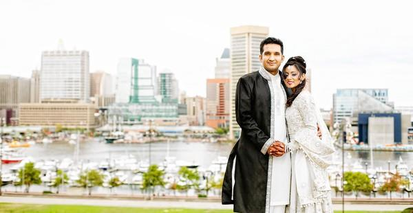 Rizvi-Akram wedding