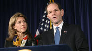 March 12: New York Gov. Eliot Spitzer resigns