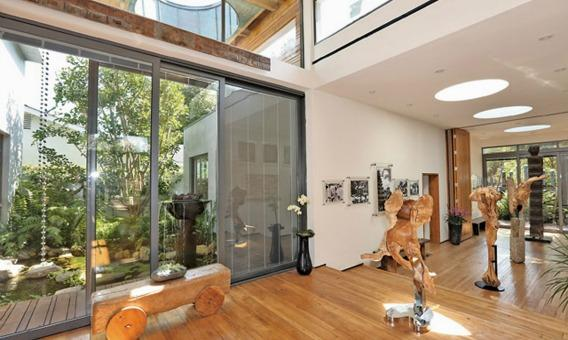Hot Property: Sam Francis stomping grounds