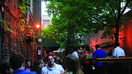 Wrigleyville patios and rooftop bars