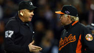 Ball hit toward foul pole in RF is latest Orioles-Yankees controversy