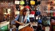 When Eugene, Ore.-based Will Leather Goods opened the doors of its first flagship store on Abbot Kinney Boulevard in late September, 60-year-old founder and Chief Executive Bill Adler found himself barely a belt buckle's toss from the Venice Beach boardwalk where he started his career hawking belts three decades ago.