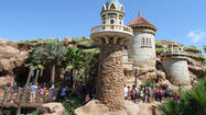 <b>Pictures:</b>Disney Fantasyland pictures: Soft opening