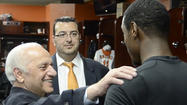 Peter Angelos says Orioles 'will be back' to challenge Yankees next year