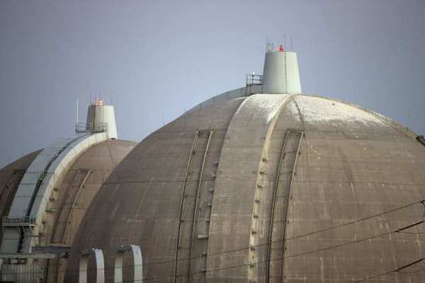 Southern California Edison proposed to restart one of the San Onofre nuclear power plant's twin reactors, which were shut down more than eight months ago following a break in a tube carrying radioactive water.