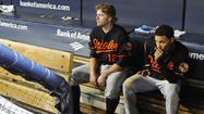 NEW YORK – Whether the path of Nate McLouth's towering fly ball was interrupted by the right-field foul pole at Yankee Stadium will likely be discussed in Baltimore for years to come.