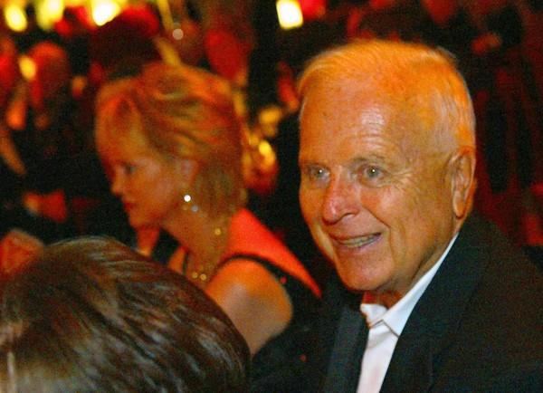 Former Los Angeles Mayor Richard Riordan says his plan would save hundreds of millions of dollars a year by 2017, in part by phasing out government pensions as new employees come into the city workforce.