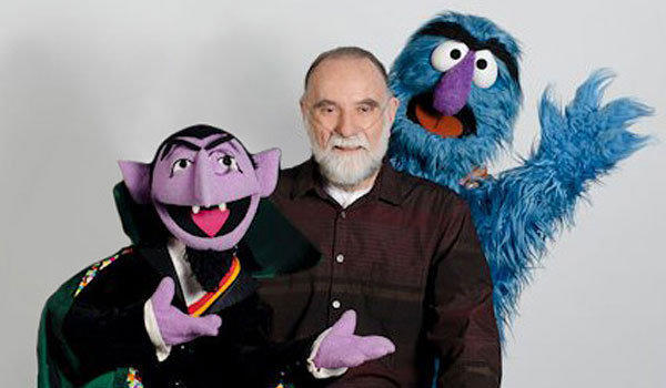 Notable deaths from 2012: Jerry Nelson, the voice of Count von Count, left, and Herry Monster on Sesame Street, died at age 78.