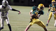 GALLERY: Holtville vs Foothill Football