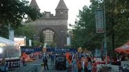 It's marathon day and the ING Hartford Marathon is set to go off at 8 a.m.