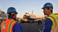 Space shuttle Endeavour's move may cost more than $10 million