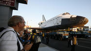 Endeavour: 'I couldn't believe it when I first saw it'