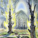 Charles Burchfield Exhibition