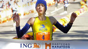 ING Hartford Marathon Finish Line Videos And Results