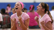 Dig Pink Volleyball Tournament