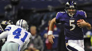 Jeff Zrebiec's scouting report: Cowboys at Ravens