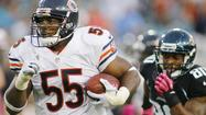 Turnovers setting table for Bears success
