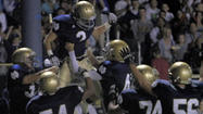 Another last-second Notre Dame-Crespi game goes Knights' way
