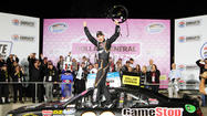 Logano wins at Charlotte, notches eighth Nationwide victory in 2012