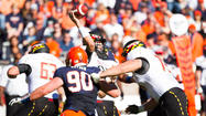 PICTURES: Maryland 27, Virginia 20