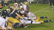 Notre Dame defense stuffs Stanford 20-13