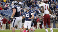 UConn Kicker Has Bad Day, But Stands Tall In Defeat