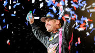 Bowyer roars back into Championship picture with win at Charlotte