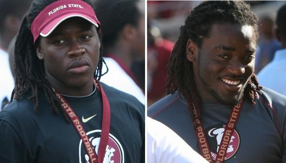 Safety Marcell Harris of Orlando Dr. Phillips and running back Alex Collins of South Plantation were both on official visits to Florida State on Saturday.