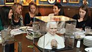 Pope table at Buca di Beppo
