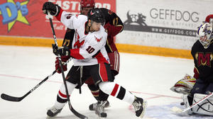 Wings edge Minot again