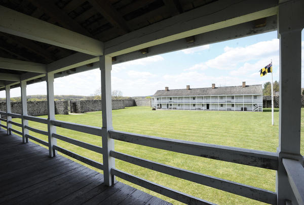 Fort Frederick State Park has had a long and dark past, which will be recounted during its annual Ghost Walk on Saturday, Oct. 20.