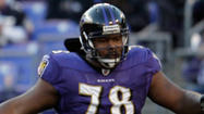 The Ravens deactivated a few surprises for Sunday's home game against the Dallas Cowboys, including starting left guard Ramon Harewood.