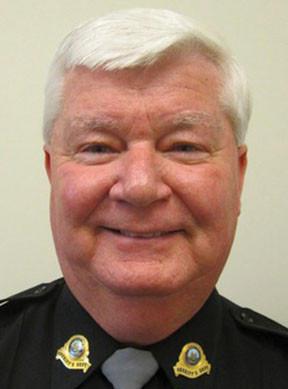 Jefferson County Sheriff Bobby Shirley