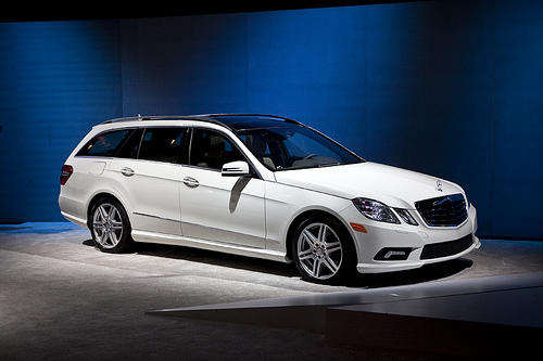 The last of Mercedes' many E-Class body styles, unless they have something truly unique in their proverbial back pocket, is the E-Class wagon. The new family hauler looks more interesting and sporty than the previous generation, especially in the Sport model.