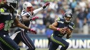 It was supposed to be a battle between the Seahawks' first-ranked defense and the Patriots' first-ranked offense.