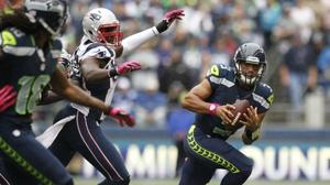 Wilson leads Hawks to 24-23 win over the Patriots