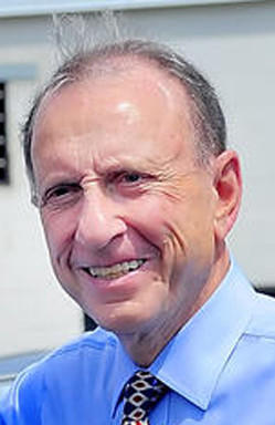 Former U.S. Sen. Arlen Specter visited Letterkenny Army Depot in Chambersburg, Pa., in June 2009. Specter died Sunday at the age of 82.