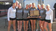 Sister Act Propels SM East to 6A Tennis Title