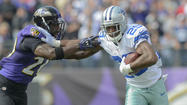 As the Dallas Cowboys began to find success with their second-, third- and fourth-string running backs Sunday, Ravens free safety Ed Reed did a little arithmetic.