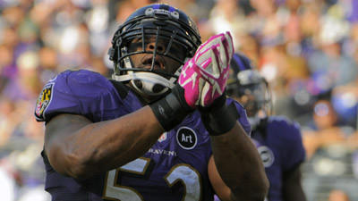 Mike Preston: Someone is watching over the Ravens