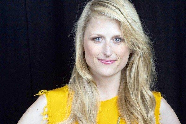 Actress Mamie Gummer in New York.