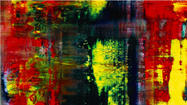 "A painting by German artist Gerhard Richter has broken the record for the most paid at auction for a work by a living artist, according to Sotheby's. The work, titled ""Abstaktes Bild"" (804-9), sold for 21.3 million pounds ($34.2 million) on Friday in London."