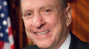 Friends from Arlen Specter's Kansas hometown reflect on his life