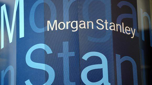 A view of the Morgan Stanley's headquarters in New York.