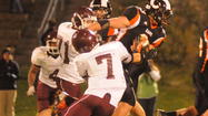 HARBOR SPRINGS — David Walker rushed for 236 yards on 20 carries and scored two touchdowns as Harbor Springs snapped a four-game losing skid with a Lake Michigan Conference win over Charlevoix, 19-7, Friday during homecoming at Ottawa Stadium.